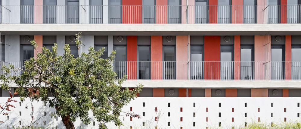Social Housing Apartments / VORA Arquitectura