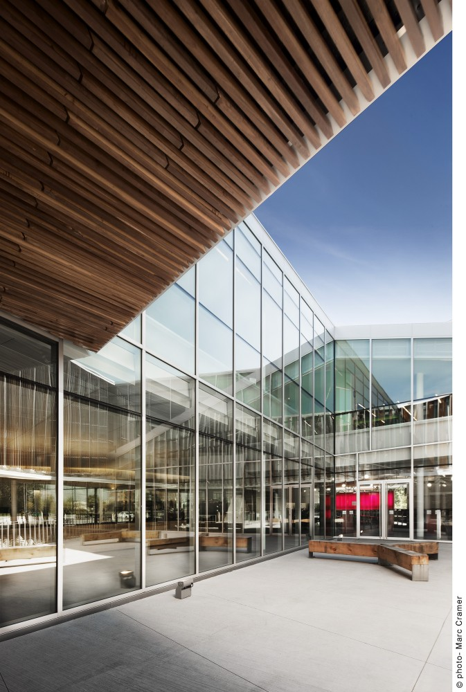 Bibliothque Raymond-Lvesque / Manon Asselin + Jodoin Lamarre Pratte