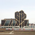 Hasselt Court of Justice / J. Mayer H. Architects + a2o architecten + Lens°Ass architecten © Filip Dujardin