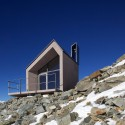 Chapel Schaufeljoch / AO Architekten © Günter Richard Wett