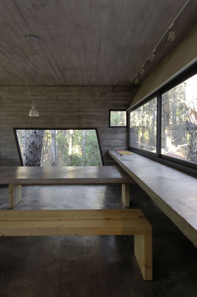 Concrete House / BAK Architects
