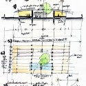 Donate to Architecture for Humanity, Get A Famous Architect's Sketch Renzo Piano 