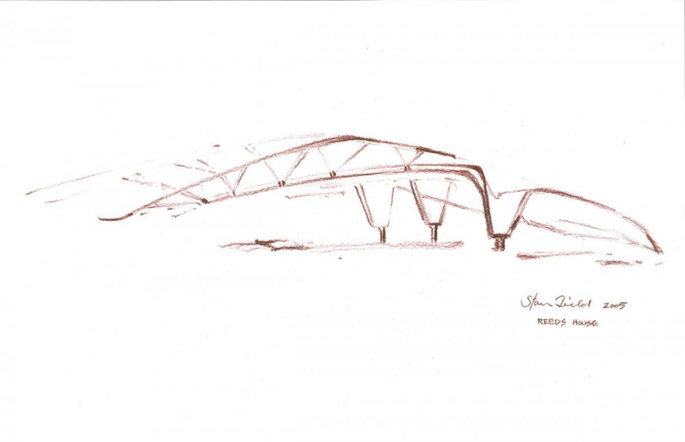 Donate to Architecture for Humanity, Get A Famous Architect&#8217;s Sketch