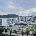 Yalong Bay Headquarters of COFCO / Zhubo Design Zstudio © Su Shengliang