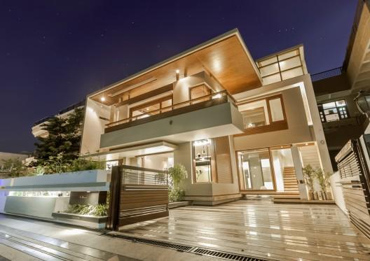 Indianhomemoderntwinhouse | Joy Studio Design Gallery - Best Design