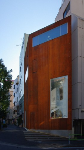 Iron Gallery / Kensuke Watanabe Architecture Studio Courtesy of Kensuke Watanabe Architecture Studio