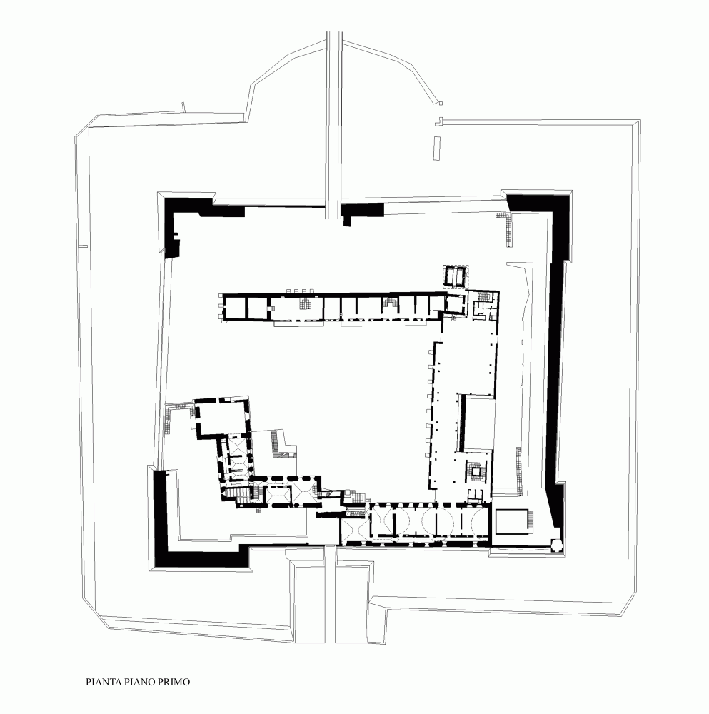 Renovation and Reconstruction of the Castle of Novara / Studio Zermani e Associati