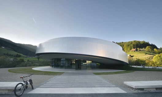 Cultural Center of EU Space Technologies / Dekleva Gregoric Arhitekti + SADAR + VUGA + OFIS architects + Bevk Perovic Arhitekti  Tomaz Gregoric