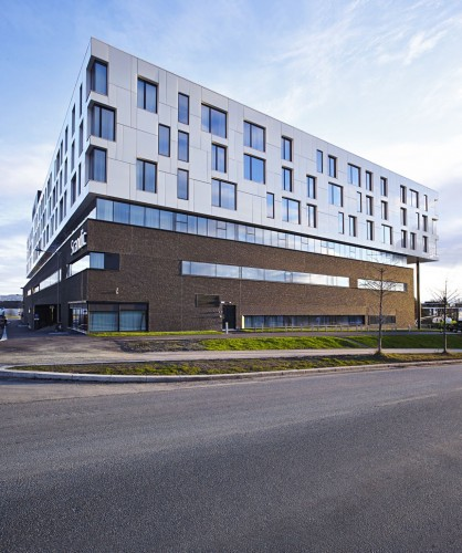 Scandic Hotel Fornebu / NSW AS © Einar Aslaksen
