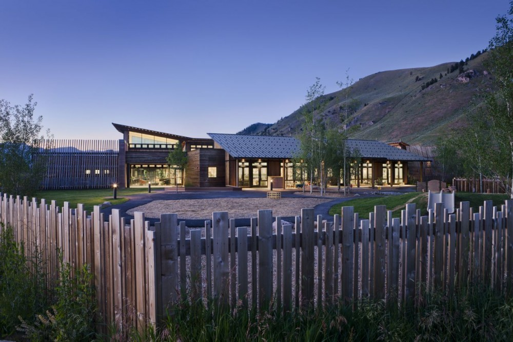 Teton County Children&#8217;s Learning Center / Ward+Blake Architects + D.W. Arthur Associates Architecture