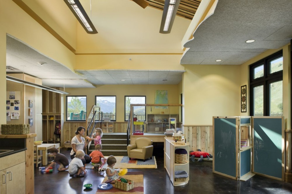 Teton County Children's Learning Center / Ward+Blake Architects + D.W. Arthur Associates Architecture
