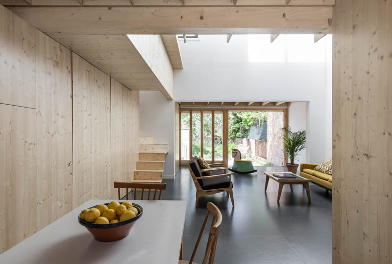 Low Energy MZ House / Calderon-Folch-Sarsanedas Arquitectes