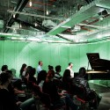 Goethe Institute - Temporary Premesis / FAR frohn&#038;rojas  Guy Wenborne