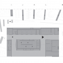 Goethe Institute - Temporary Premesis / FAR frohn&rojas floor plan