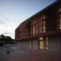 Municipal Library of Greve / MDU Architetti  Pietro Savorelli