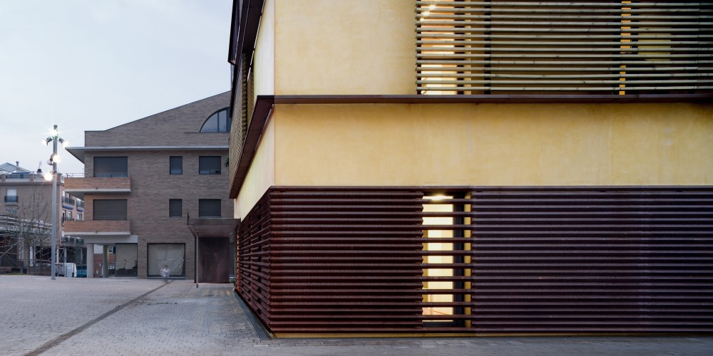 Can Font Cultural Center / taller 9s arquitectes