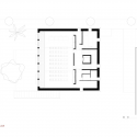 Can Font Cultural Center / taller 9s arquitectes second floor plan