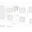 Can Font Cultural Center / taller 9s arquitectes site plan