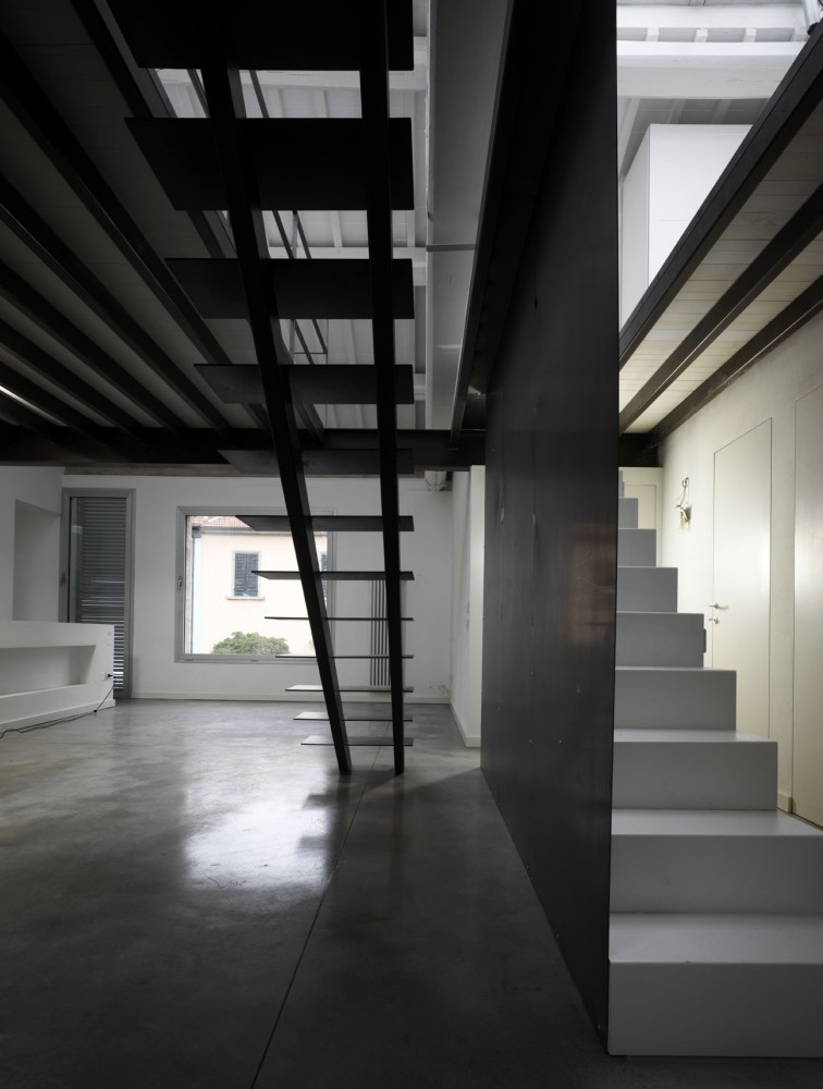 Prato Lofts / MDU Architetti