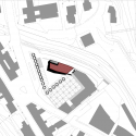 Municipal Library of Greve / MDU Architetti Site Plan