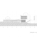 Mountain Research / General Design South Elevation