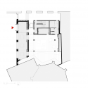 Toy Library and Offices / taller 9s arquitectes Ground Floor Plan