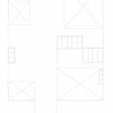 Photographer's Weekendhouse / Shin Ohori - General Design Roof Floor Plan