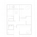 Photographer's Weekendhouse / Shin Ohori - General Design First Floor Plan