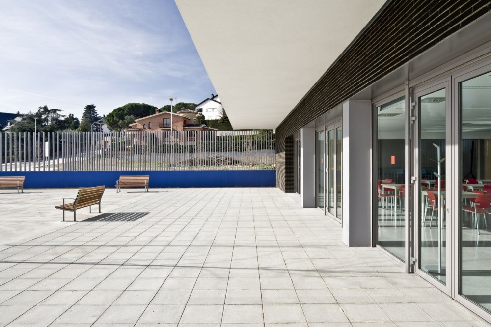 La Vorada Center for Seniors / taller 9s arquitectes