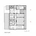 La Vorada Center for Seniors / taller 9s arquitectes Plan