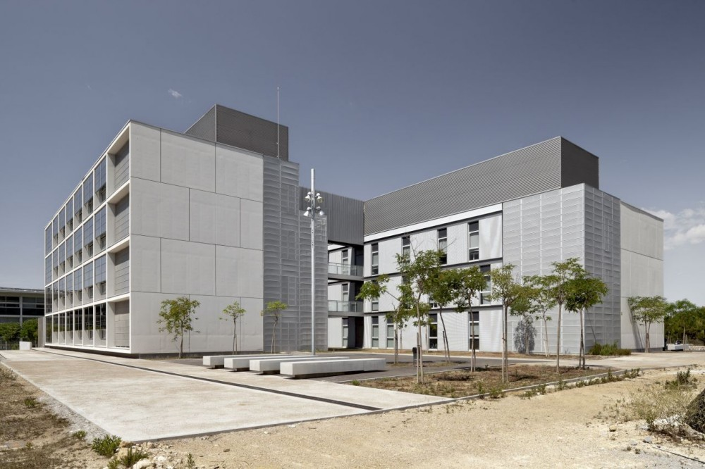 Research Center in Sustainable Chemistry – Tarragona University  / taller 9s arquitectes