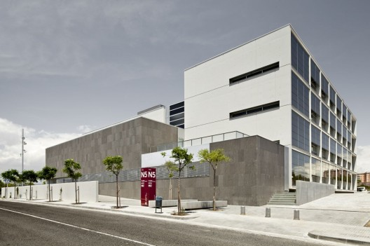 Research Center in Sustainable Chemistry - Tarragona University  / taller 9s arquitectes  Adri Goula Sard