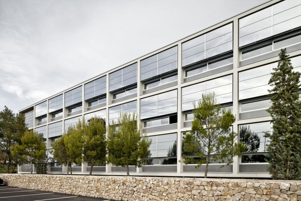 Research Center in Sustainable Chemistry &#8211; Tarragona University  / taller 9s arquitectes