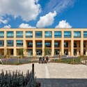 Crown Woods College / Nicholas Hare Architects  Peter Durant