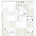 Crown Woods College / Nicholas Hare Architects Second Floor Plan