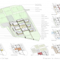 Crown Woods College / Nicholas Hare Architects Diagram