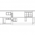 Yashima Project / Shogo Iwata East Elevation