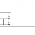 Yashima Project / Shogo Iwata West Elevation