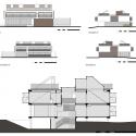 Hotel Spa NauRoyal / GCP Arquitetos Elevations & Sections