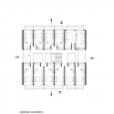 Hotel Spa NauRoyal / GCP Arquitetos First Floor Plan