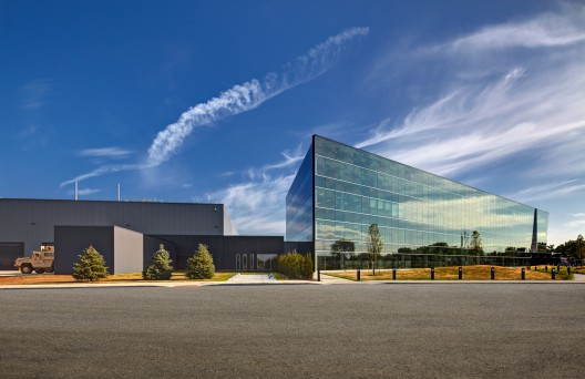 Bae Systems Sterling Heights Facility Smithgroupjjr