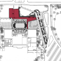 Central Michigan University Events Center / SmithGroupJJR Site Plan