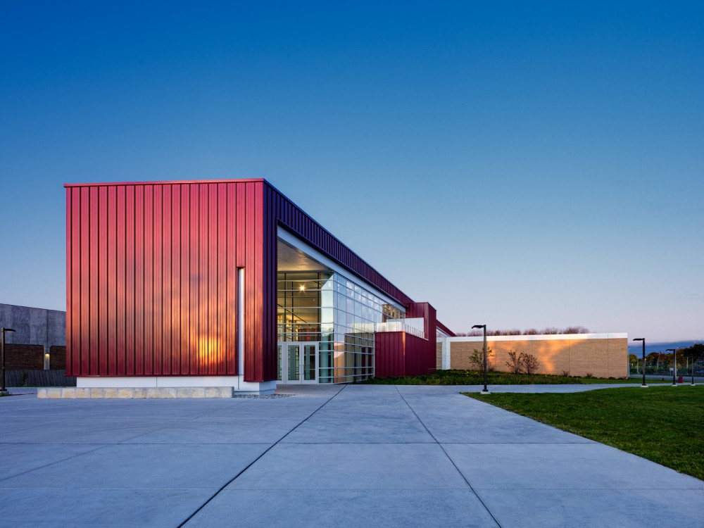 Central Michigan University Events Center / SmithGroupJJR