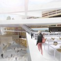 Helsinki Central Library Competition Entry (5) Courtesy of AND-RÉ