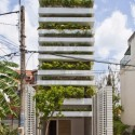 Stacking green / Vo Trong Nghia + Daisuke Sanuki + Shunri Nishizawa  Hiroyuki Oki