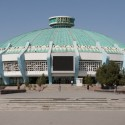 Soviet Modernism 1955-1991: Unknown Stories (12) Circus, 1976, Tashkent, Uzbekistan  Ekaterina Shapiro-Obermair &amp; Wolfgang Obermair