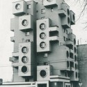Soviet Modernism 1955-1991: Unknown Stories (3) Residential building on Minskaya Street, 1980s, Bobruisk, Belarus  Belorussian State Archive of Scientific-Technical Documentation