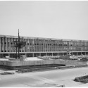 Soviet Modernism 1955-1991: Unknown Stories (10) State Library named after Karl Marx, 1969-1975, Ashgabat, Turkmenistan  Vadim Kosmatschof