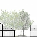 Refurbishment of the Old Railway Station of Mora First Prize Winning Proposal (11) section
