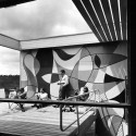 Architecture, Art and Collaborative Design: Harry Seidler Exhibition (5) Rose Seidler House, Wahroonga, Sydney, Australia, 1948-50  Marcel Seidler